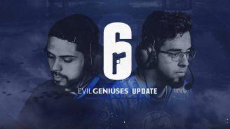 Geo (izq.) formará parte del roster principal de Evil Geniuses