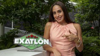 Tamara Vega fue la primer eliminada del grupo rojo en el Exatlón México
