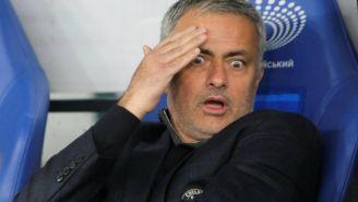 Mourinho como DT del Chelsea