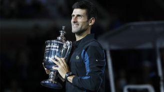 Novak Djokovic levanta el título de Abierto de Estados Unidos