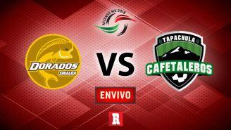 EN VIVO Y EN DIRECTO: Dorados vs Cafetaleros