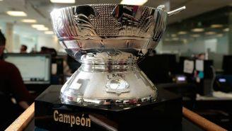 Trofeo de Campeón de la LMB