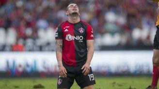 Raúl Rivero se lamanta en duelo frente a Tijuana