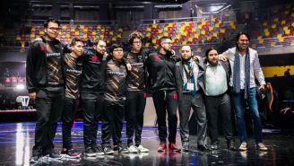 La escuadra del Infinito, contenta tras la victoria en Chile