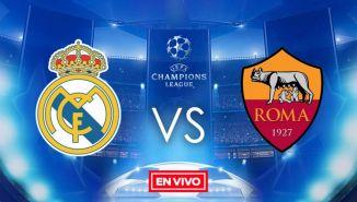 EN VIVO Y EN DIRECTO: Real Madrid vs Roma