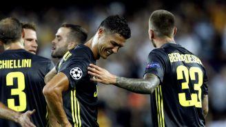 Cristiano Ronaldo lamenta expulsión en el duelo contra Valencia