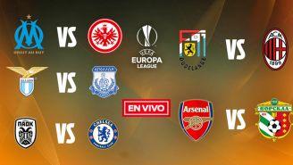 EN VIVO y EN DIRECTO: Europa League Jornada 1