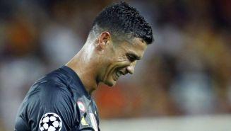 Cristiano se lamenta tras expulsión en Champions