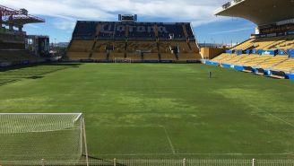 El Estadio Banorte se encuentra en recuperación