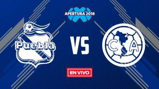 EN VIVO Y EN DIRECTO: Puebla vs América