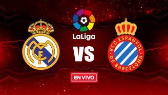EN VIVO Y EN DIRECTO: Real Madrid vs Espanyol