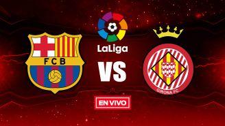 EN VIVO Y EN DIRECTO: Barcelona vs Girona