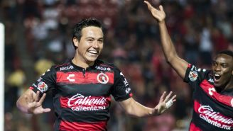 'Cubo' Torres firma gol de Xolos