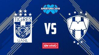 EN VIVO y EN DIRECTO: Tigres vs Monterrey