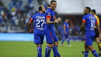 Cruz Azul sigue luciendo como el más firme candidato al título del Apertura 2018