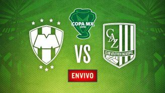 EN VIVO Y EN DIRECTO: Monterrey vs Zacatepec