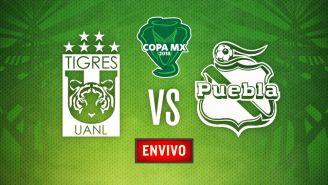EN VIVO Y EN DIRECTO: Tigres vs Puebla