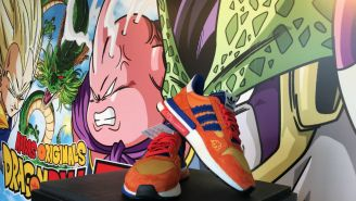 Presentación de los tenis Edición Especial de Dragon Ball Z