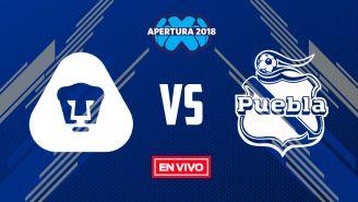 EN VIVO y EN DIRECTO: Pumas vs Puebla