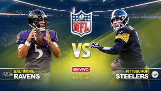 EN VIVO y EN DIRECTO: Steelers vs Ravens