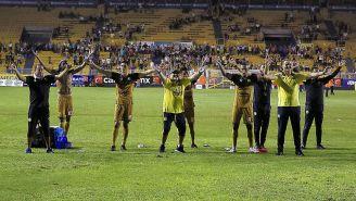 Maradona y Dorados celebran triunfo frente a Leones Negros