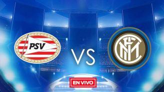 EN VIVO Y EN DIRECTO: PSV vs Inter Champions League J2