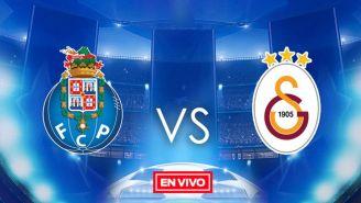 EN VIVO Y EN DIRECTO: Porto vs Galatasaray J2 Champions League