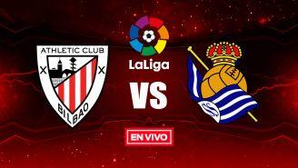 EN VIVO Y EN DIRECTO: Athletic Bilbao vs Real Sociedad