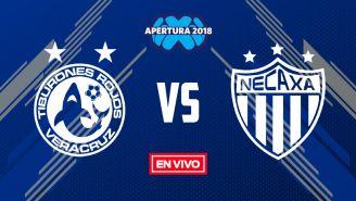 EN VIVO Y EN DIRECTO: Veracruz vs Necaxa