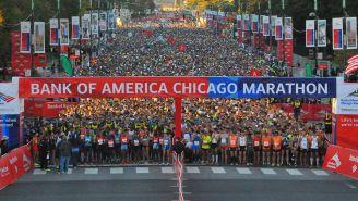 El Maratón de Chicago se realizará este domingo