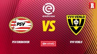 EN VIVO Y EN DIRECTO: PSV Eindhoven vs VVV Venlo