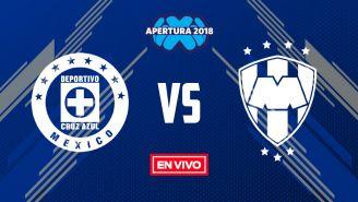 EN VIVO Y EN DIRECTO: Cruz Azul vs Monterrey