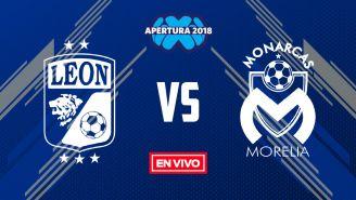 EN VIVO Y EN DIRECTO: León vs Morelia