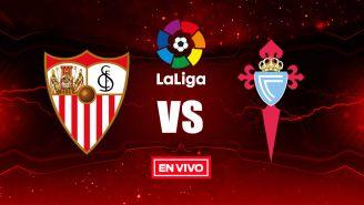 EN VIVO Y EN DIRECTO: Sevilla vs Celta de Vigo