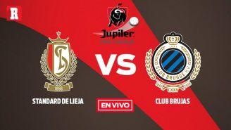 EN VIVO Y EN DIRECTO: Standard de Lieja vs Club Brujas