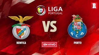 EN VIVO Y EN DIRECTO: Benfica vs Porto