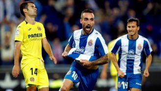 Sergi Darder festeja anotación frente a Villarreal