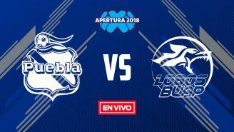 EN VIVO Y EN DIRECTO: Puebla vs Lobos BUAP