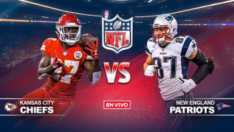 EN VIVO Y EN DIRECTO: Chiefs vs Patriots