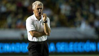 Ricardo Ferretti dirige al Tri en el duelo contra Costa Rica