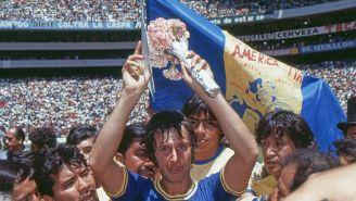 Enrique Borja fue un enorme ídolo para la afición azulcrema