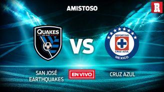 EN VIVO y EN DIRECTO: San José Earthquakes vs Cruz Azul
