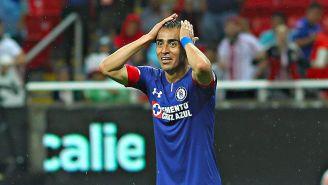 Rafael Baca lamenta jugada de Cruz Azul