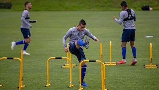 Alvarado volvió a Cruz Azul tras Fecha FIFA con el Tri