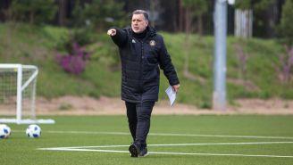 Gerardo Martino dirige a los jugadores del Atlanta United