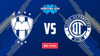 EN VIVO Y EN DIRECTO: Monterrey vs Toluca