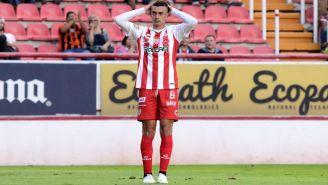 Facundo Castro lamenta jugada con Necaxa