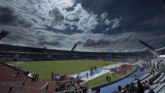 El Unievrsitario BUAP no se llenó pese a la visita de Chivas