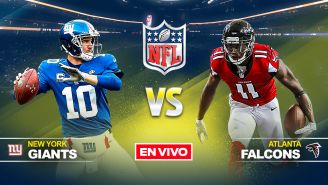 EN VIVO Y EN DIRECTO: New York Giants vs  Atlanta Falcons
