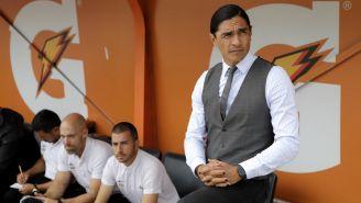 Francisco Palencia, previo al duelo contra Chivas